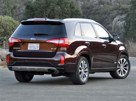 Kia New Sorento 2015 Kia Sorento Test Drive Review Cargurus