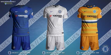 Jersey Chelsea Third 17 18 Official Great Ori Thailand chelsea kits for the 2017 18 season page 3 general