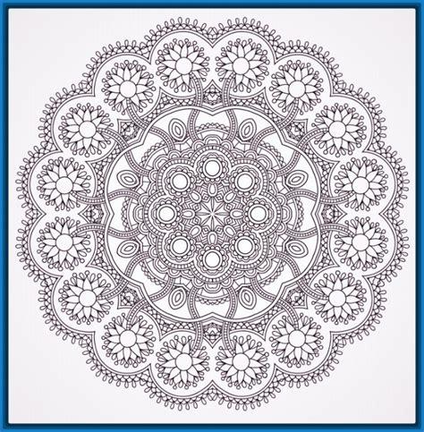 dibujos para colorear mandalas dificiles los mejores dibujos para pintar dificiles dibujos de