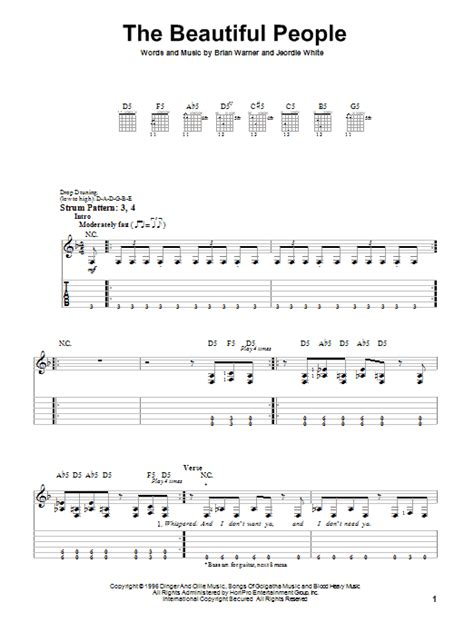 Sweet Dreams Guitar Chords