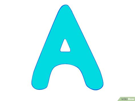 manieres de tracer des lettres en  wikihow