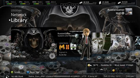 new themes xbox 360 new orleans saints xbox theme