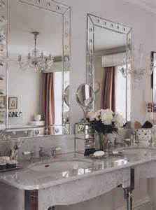 old glam bathroom home inspiration bathrooms pinterest