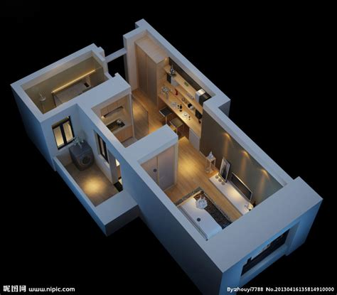 3d House Plans 3d 3d nipic com