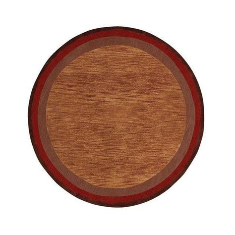 Karolus Area Rug Home Decorators Collection Karolus Rust 7 Ft 9 In Area Rug 3242295180 The Home Depot