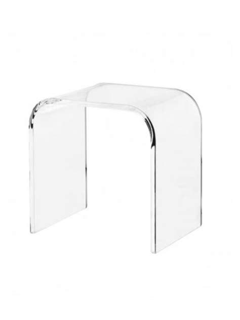 Sgabello Plexiglass by You Sgabello Plexiglass Xx 20 10 Acquablu Arredamento Bagno
