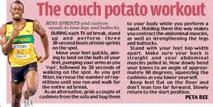 Potato Exercise by Ask The Doctor Is There No Cure For Aching Muscles