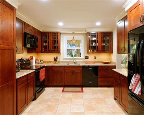 kitchens with black appliances black appliances home design ideas pictures remodel and
