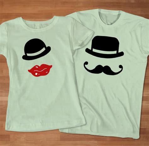 T Shirts For Couples Custom Matching T Shirt For Couples Buy