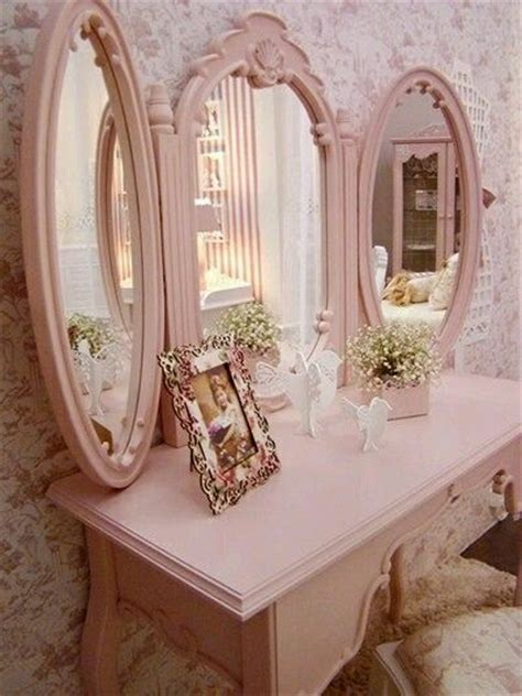 shabby chic bedroom vanity 2030 best the dressing table images on pinterest