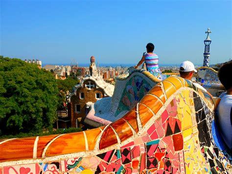 free photo barcelona trip spain gaud 237 free image on