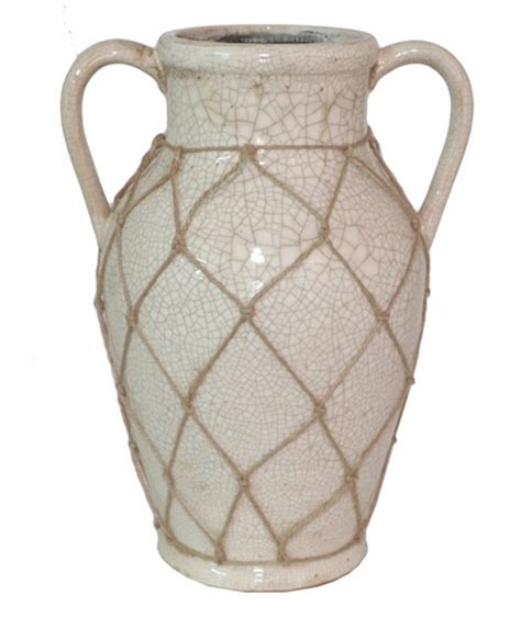 Three Corp Vase by Three Corp 120756 Attractive Color Ceramic