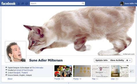 design cover for facebook timeline 25 funny and creative facebook timeline covers 171 twistedsifter