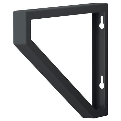 Ekby Shelf Brackets by Ekby Lerberg Bracket Grey 28 Cm