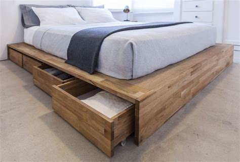 bed with storage space best 25 platform bed storage ideas on pinterest bed frame storage floor beds and