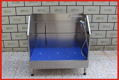 dog bathtubs for sale 2016 best sale stainless steel grooming bath tub for dog