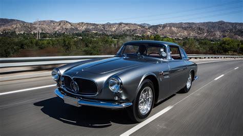 Maserati 3500 Gti by 1961 1964 Maserati 3500 Gti Maserati Supercars Net
