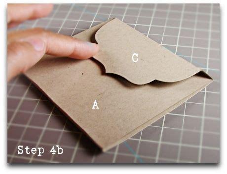 Handmade Envelope Tutorial - best 20 envelope tutorial ideas on