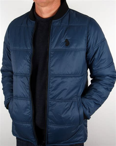 Quilted Jacket Liner by Luke Liner Quilted Jacket Navy S Coat Padded