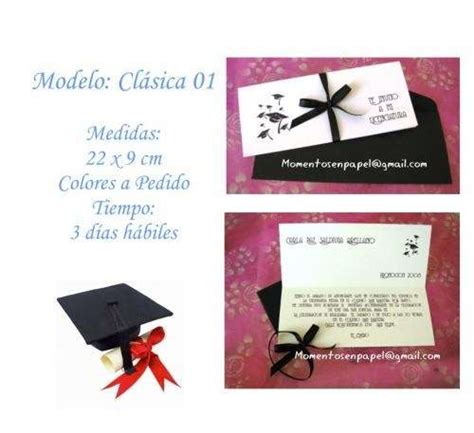 accesorios para graduacion invitaciones para graduaciones invitaciones tarjetas recuerdos souvenirs licenciatura