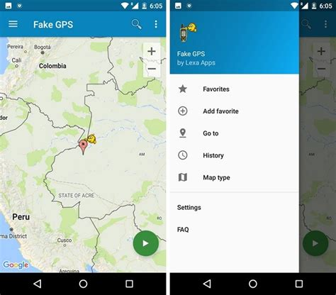 change location on android how to change or gps location on android beebom