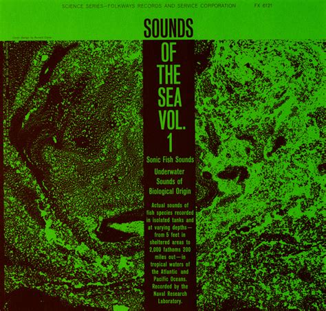 Vol 1 Of The Sea sounds of the sea vol 1 underwater sounds of biological