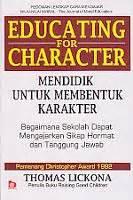 Pendidikan Keluarga Helmawati toko buku rahma character matters persoalan karakter