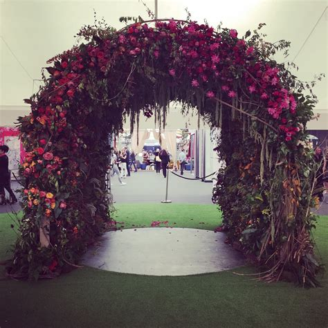 Wedding Arch With Flowers by Winter Wedding Floral Arches Inspired By Design