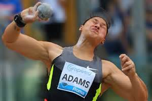 putter shot valerie adams new zealand nz forgets to register shot put ch london 2012
