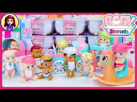 7 Secret Facts About Toys by Baby Secrets Bathtubs Color Change Blind Bags Doll Opening