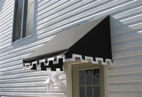 cloth awning fixed fabric awning residential gallery