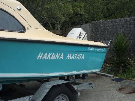 boat wax nz grunt boat wax polish the fishing website discussion