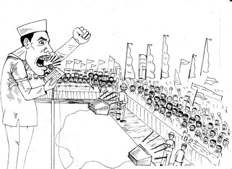 karikaturku indonesia karikatur dangdut