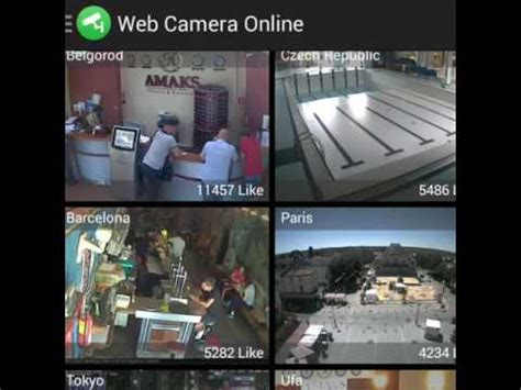 web live web cctv ip is application for