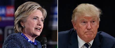 donald trump now hillary clinton s popular vote lead over donald trump now