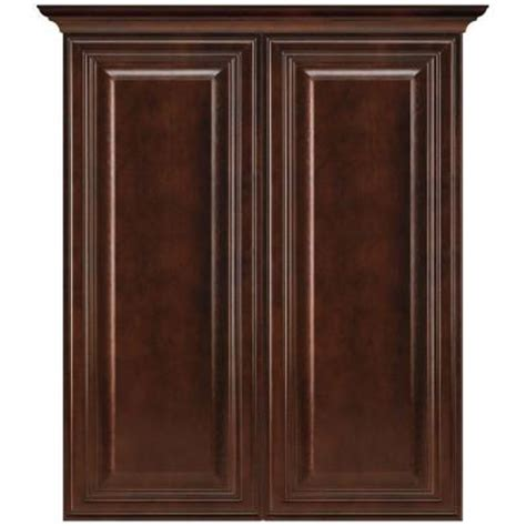 masterbath raised panel 24 in w bath storage cabinet in - Home Depot Bathroom Storage Cabinets