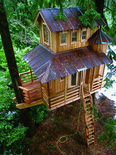 house design for adults 25 creative tree house plans around the world