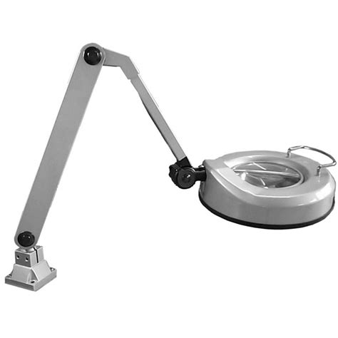 bench magnifier with light magnifier fluorescent bench lights moleroda finishing