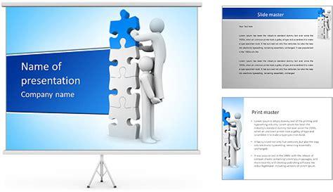 Plantilla De Presentaciones Ppt De trabajo en equipo plantillas de presentaciones powerpoint
