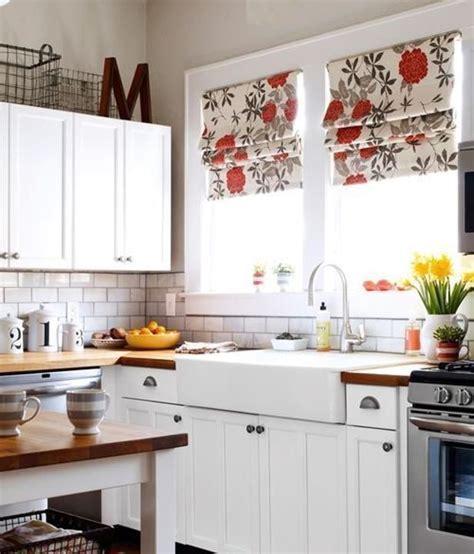 estores para cocinas rusticas cocinas r 250 sticas 191 mejor cortinas o estores cocinas con
