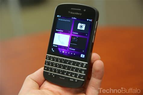 bb q10 blackberry q10 review