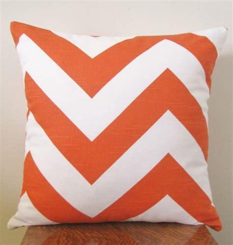 zig zag pattern cushions tangelo orange chevron zig zag cushion cover pattern 2