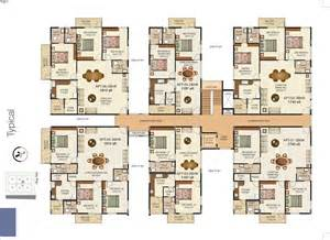 Apartment Layout 3bhk Apartment Flat For Sale In Hsr Layout Bangalore At