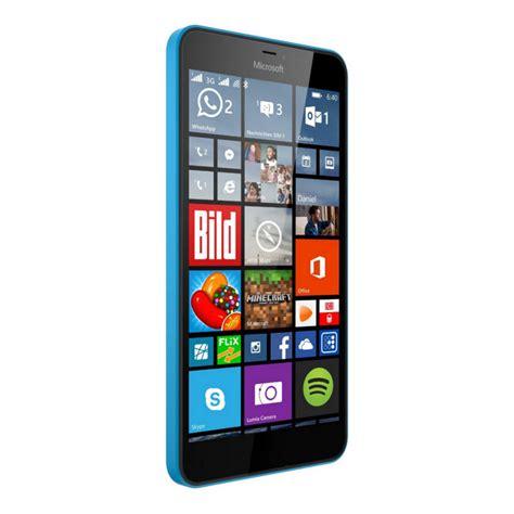 Microsoft Lumia 640 Xl Dual microsoft lumia 640 xl dual azul libre pccomponentes