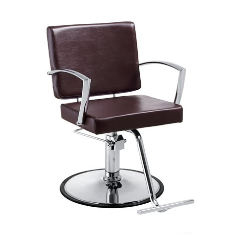 Salon Styling Chairs by Duke Sav 617 Salon Styling Chair In Mocha Or White Free Shipping
