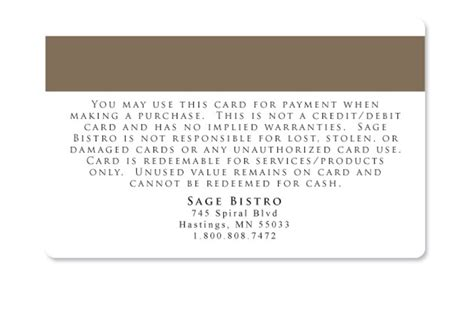 Gift Card Terms And Conditions Template by Gift Card Terms And Conditions Sles