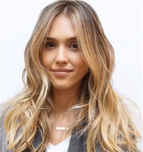 what is new with color 2015 for hair jessica alba from caramel to blonde ombre all on style