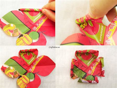 recycling paper crafts ideas