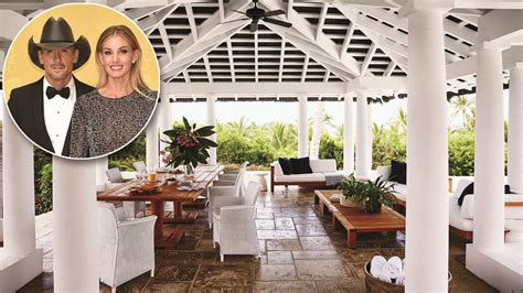 Tim Mcgraw And Faith Home Burglarized by Faith Hill And Tim Mcgraw S Bahamas Island Home Took 9
