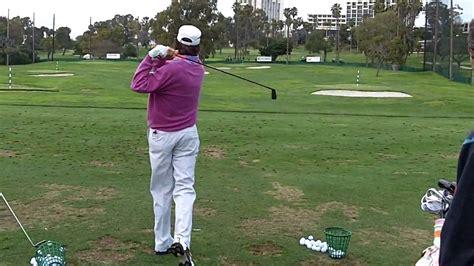 dana quigley golf swing is dana quigley s swing good youtube